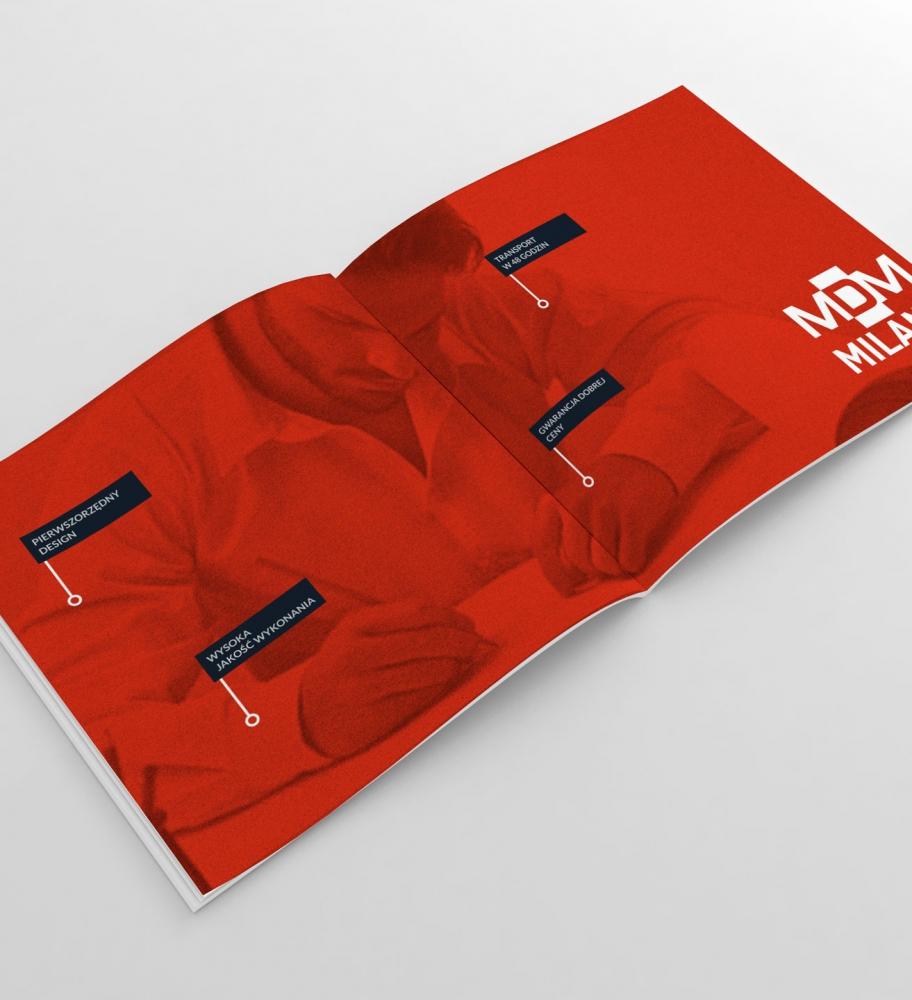 Folder produktowy