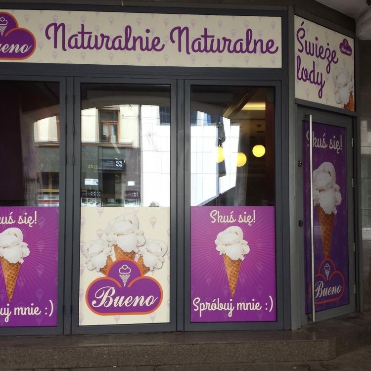 Reklama na szybach Wrocław